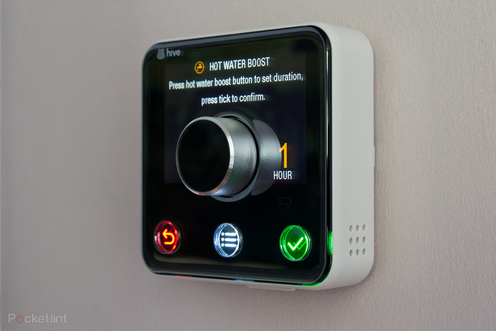 Hive Active Wi-Fi Heating and Hot Water (not including Installation) Thermostat