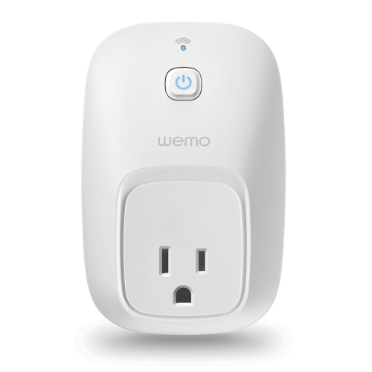 Belkin F7C027uk WeMo Home Automation Switch for iOS iPhone Android Amazon Alexa