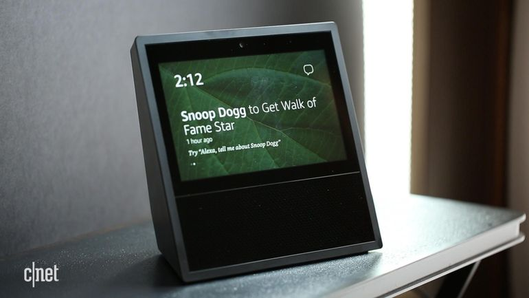 Amazon Echo Show review: Alexa's touchscreen seems half-baked - CNET
