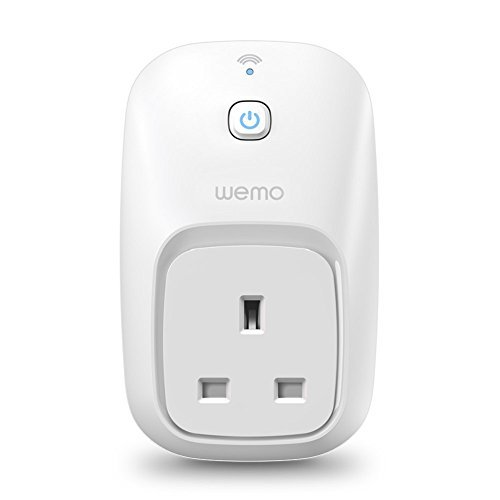 belkin wemo smart plug best price at the home automation hub. Black Bedroom Furniture Sets. Home Design Ideas