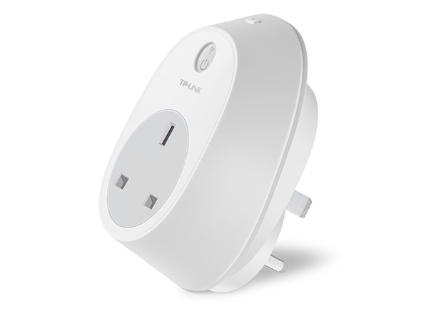 HS100 | Wi-Fi Smart Plug | TP-Link United Kingdom