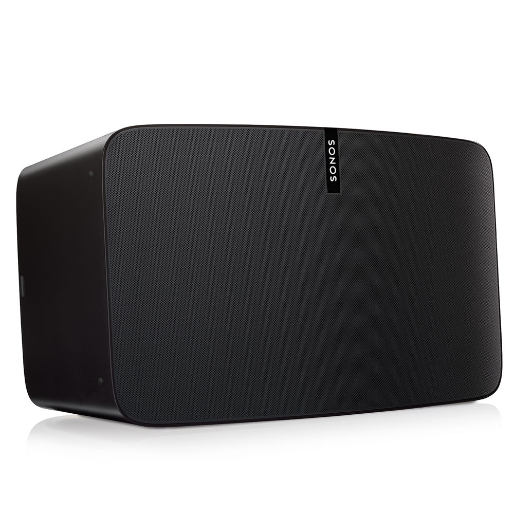 Sonos PLAY:5 Smart Wireless Speaker (Black) PL5G2US1BLK B&H