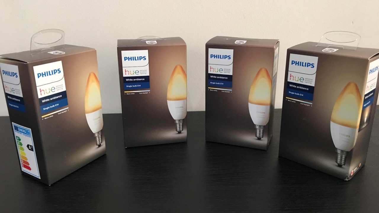 Unboxing New Philips Hue Ambiance Personal Wireless LED Lighting
