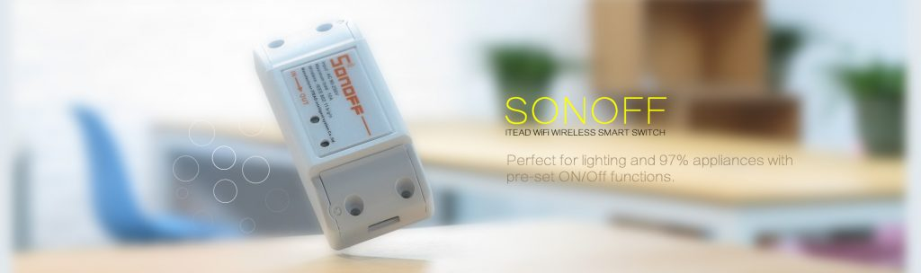 Cheap Home Automation Solution - Sonoff