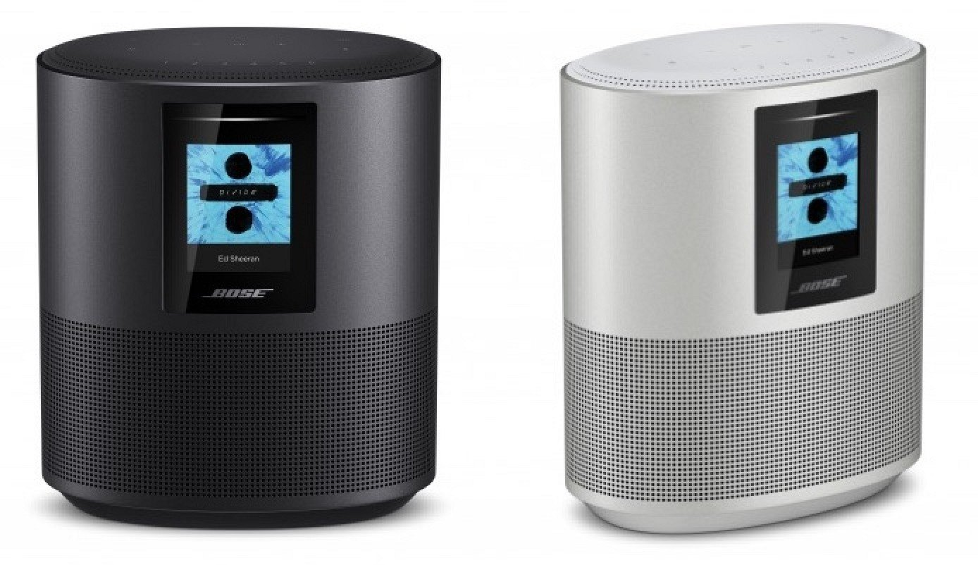 bose home speaker 500 apple homepod