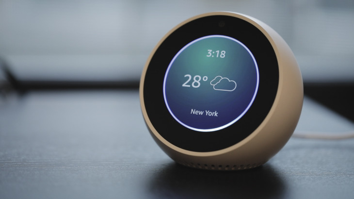 Amazon's Echo Spot is apparently free right now (Update: aaand
