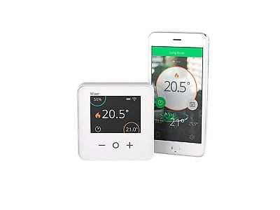 DRAYTON WISER Thermostat Kit 3 - £165.00 | PicClick UK