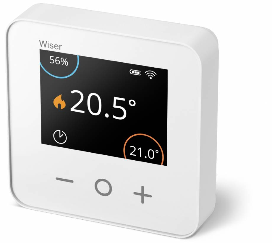 Have complete control - Control your heating from your phone | Wiser