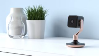 The Hive View is a security camera that won't look out of place in