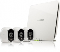 Arlo Smart Home – 3 HD Security Camera Kit