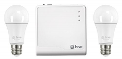 Hive Active Light Starter Kit Includes Hive Hub and 2 x E27 bulbs
