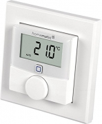 Homematic IP 143159A0 Wall Thermostat with Humidity Sensor