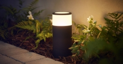 Philips Hue introduces smart outdoor lights