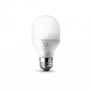 LIFX Mini – White (E27) Wi-Fi Smart LED Light Bulb, Dimmable, Warm White, No Hub Required